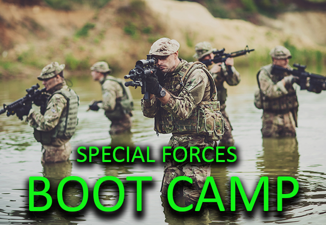 Special Forces Boot Camp